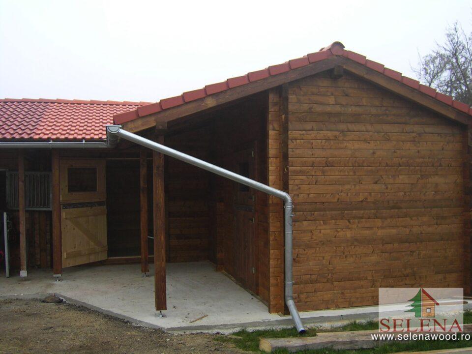 Alte constructii din lemn